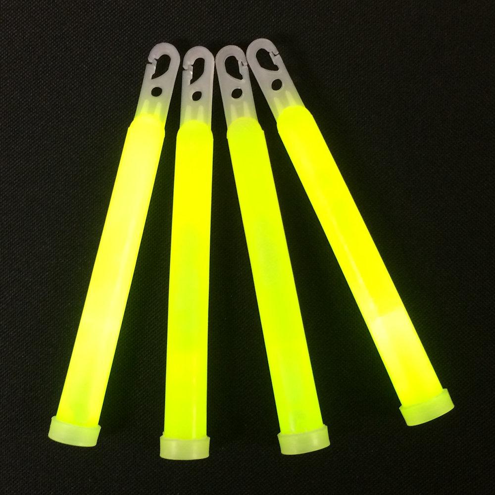 "Light Stick Yellow 6"""
