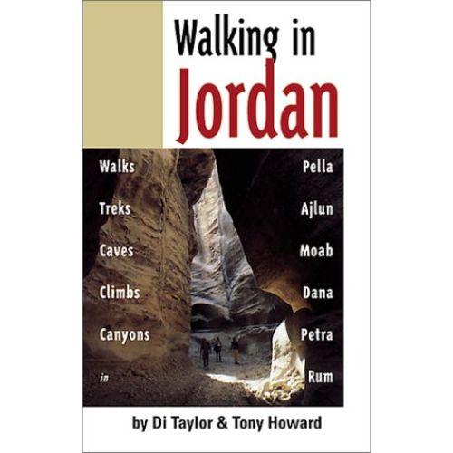 JORDAN WALKS, TREKS, CAVES/ TONY HOWARD