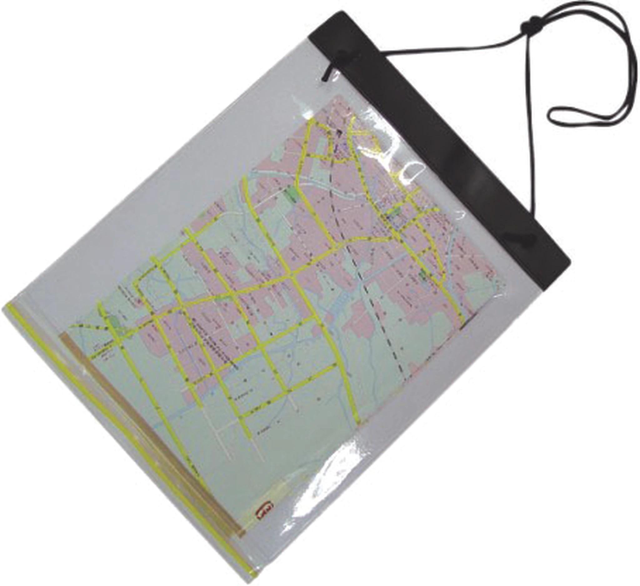 WATERTIGHT MAP CASE