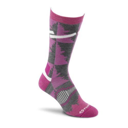 Cypress Women`s weight Crew Socks #2535